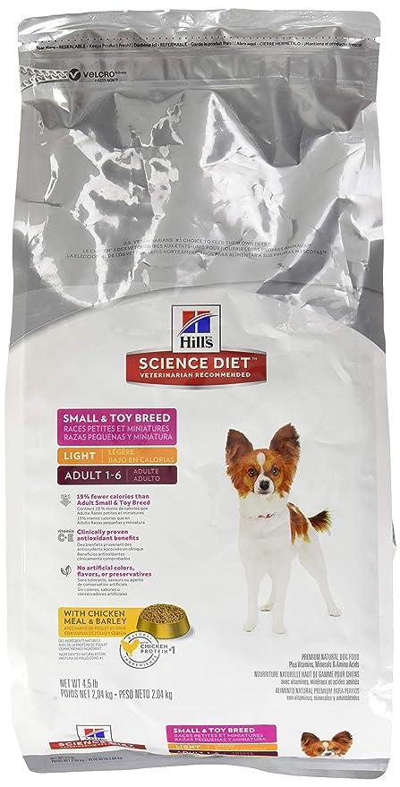 science diet light dog food