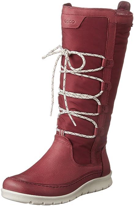 cf95fe3ee609 Ecco Women s Babett Boot Gore Boots red Port Port Quarry Tex  Amazon ...