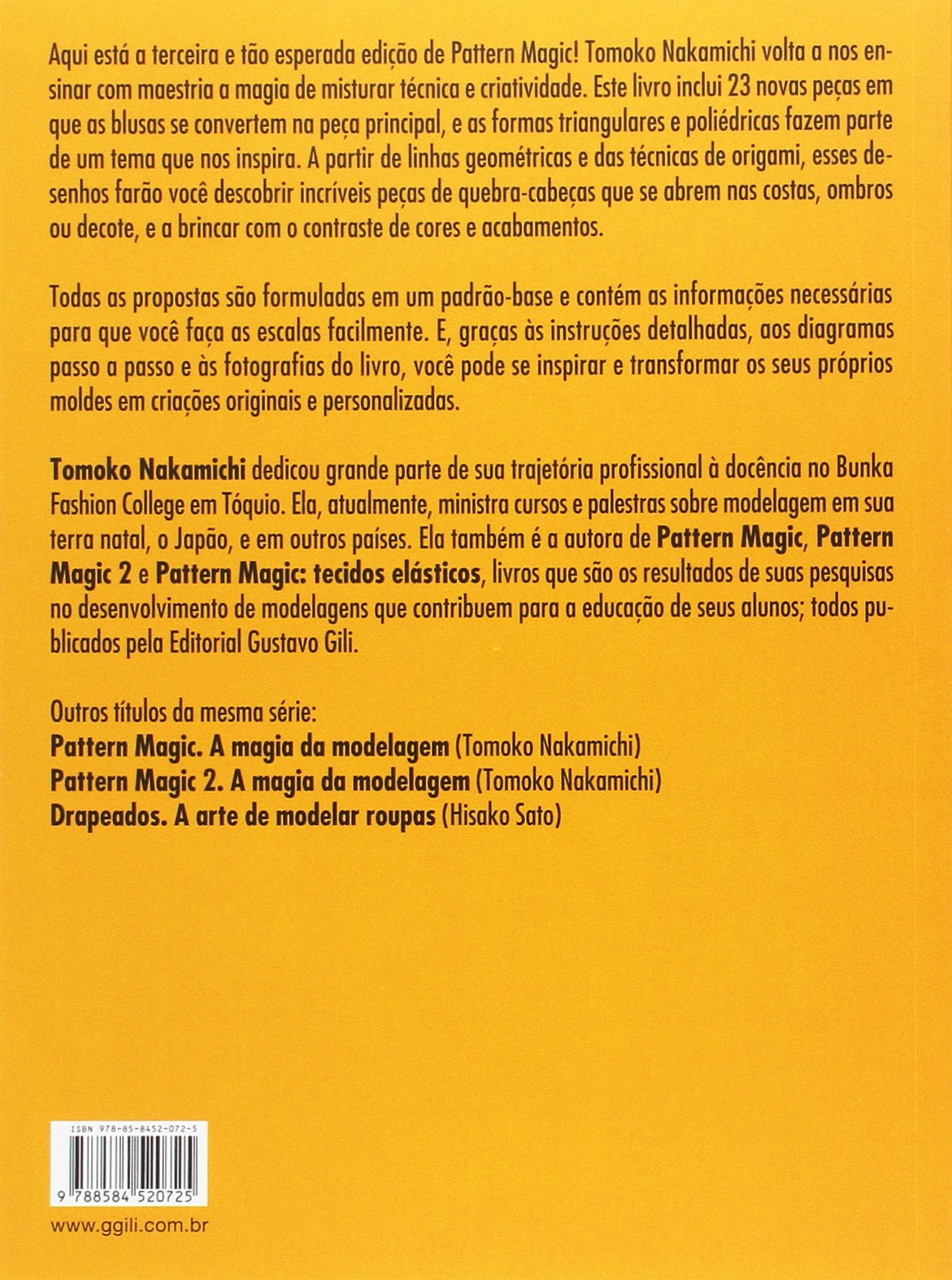Pattern Magic 3 (GGmoda): Amazon.es: Tomoko Nakamichi: Libros en idiomas extranjeros