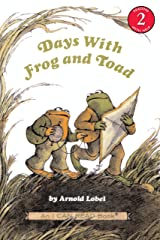 Days with Frog and Toad (Frog and Toad I Can Read Stories Book 4) Kindle Edition