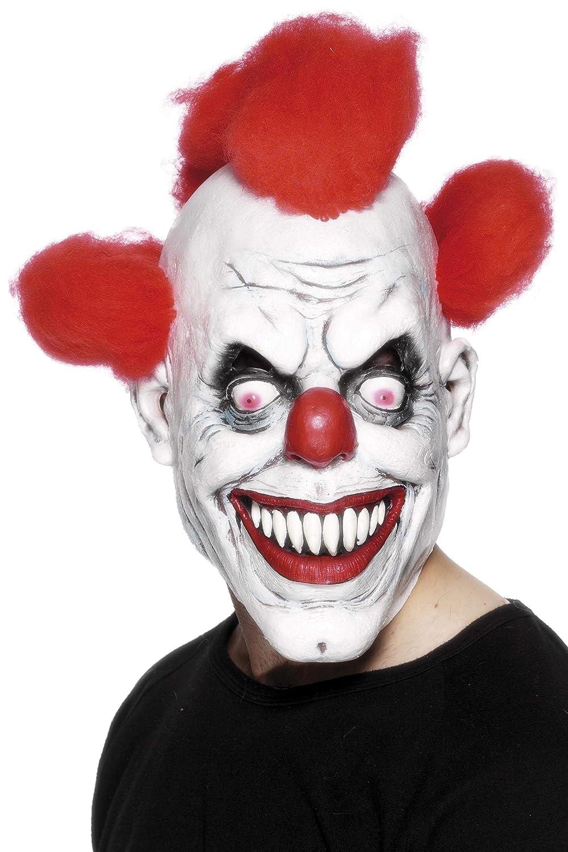 Clown 3/4 Mask smiffys 26385