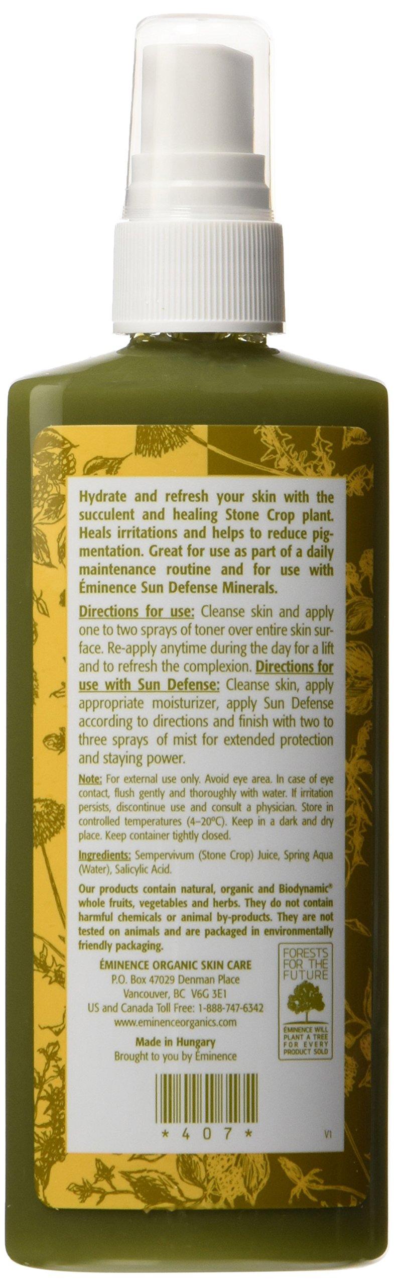 Eminence Stone Crop Hydrating Mist, 4.2 Ounce