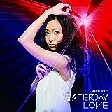 YESTERDAY LOVE (初回限定盤) [Blu-ray+DVD+360°+MV視聴用QRコード&URL+360°MV視聴用オリジナルメガネ付き]