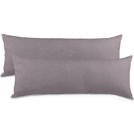 Juego de 2 fundas de almohadas laterales Aqua-textil Classic ...