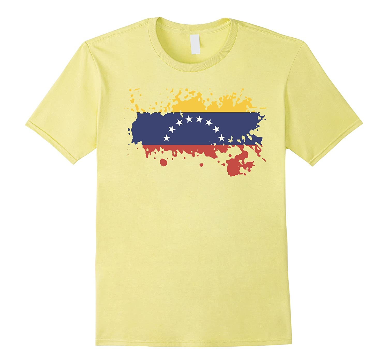Flag of Venezuela Venezuelan T Shirt Tshirt tee-CL
