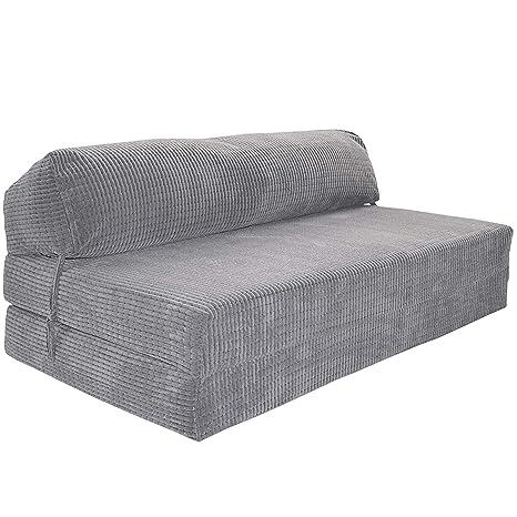 Terrific Gilda Futon Z Double Adult Sofa Bed Jazz Cushion Deluxe Da Vinci Cord Fabric Fold Out Mattress Fabric Bounce Back Fibre Blocks Premium Block Camellatalisay Diy Chair Ideas Camellatalisaycom