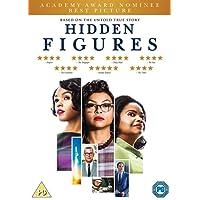Hidden Figures DVD [2017]