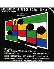 Schnittke: Faust Cantata