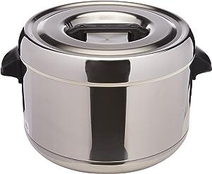 Zojirushi RDS-400 4-Liter Thermal Rice Warmer, Stainless Steel