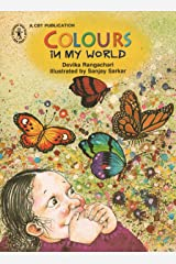 Colours In My World (Children's Book Trust, New Delhi) Paperback
