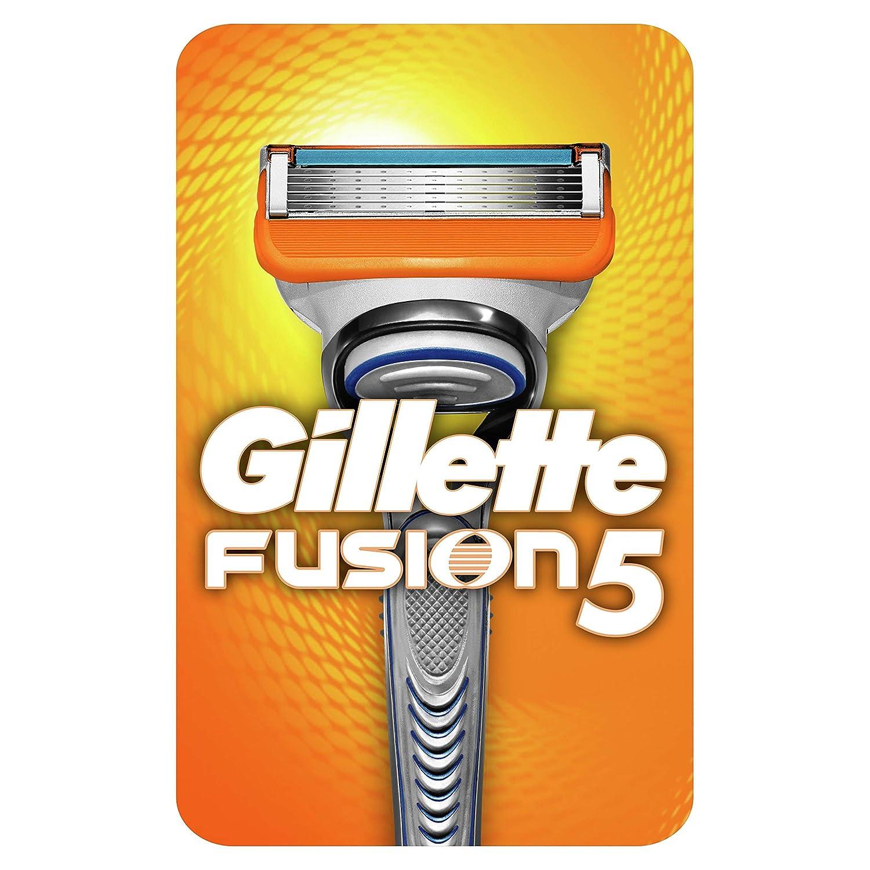 Gillette Fusion ProGlide Styler - Maquinilla de afeitar para hombre, color negro 867-73423