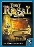 Pegasus Spiele 18143G - Port Royal Das Abenteuer beginnt (Erweiterung)