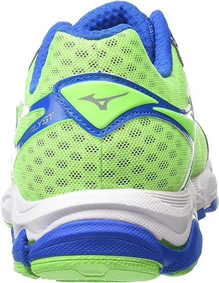 Mizuno Wave Catalyst - Zapatillas de running Hombre, GreenGecko ...