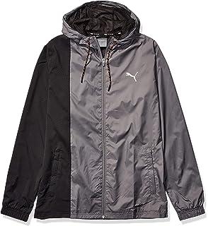 Amazon.com: Puma Luxtg - Chaqueta tejida para hombre: Clothing