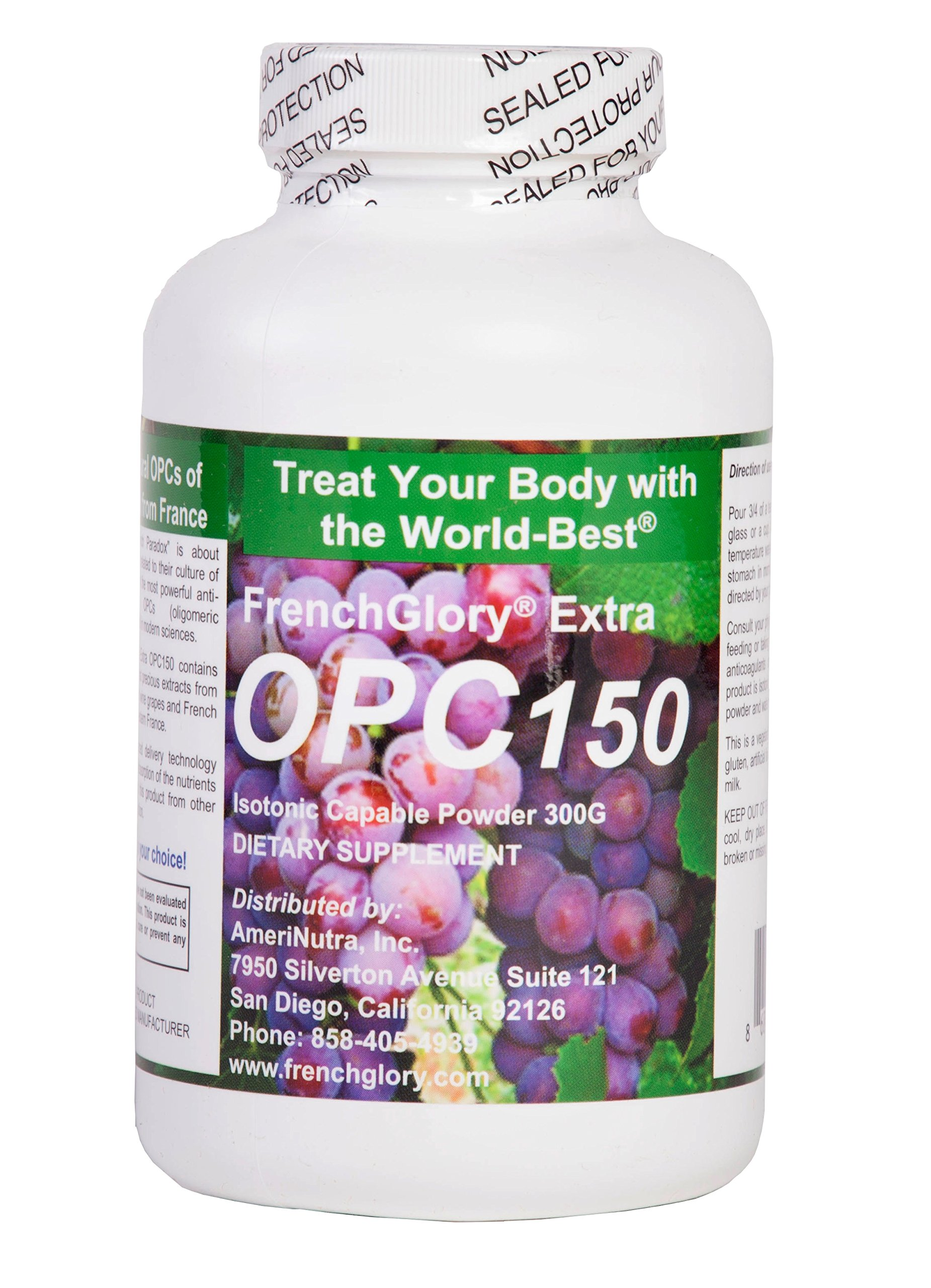 Isotonic OPC 3 Month Supplement Powder