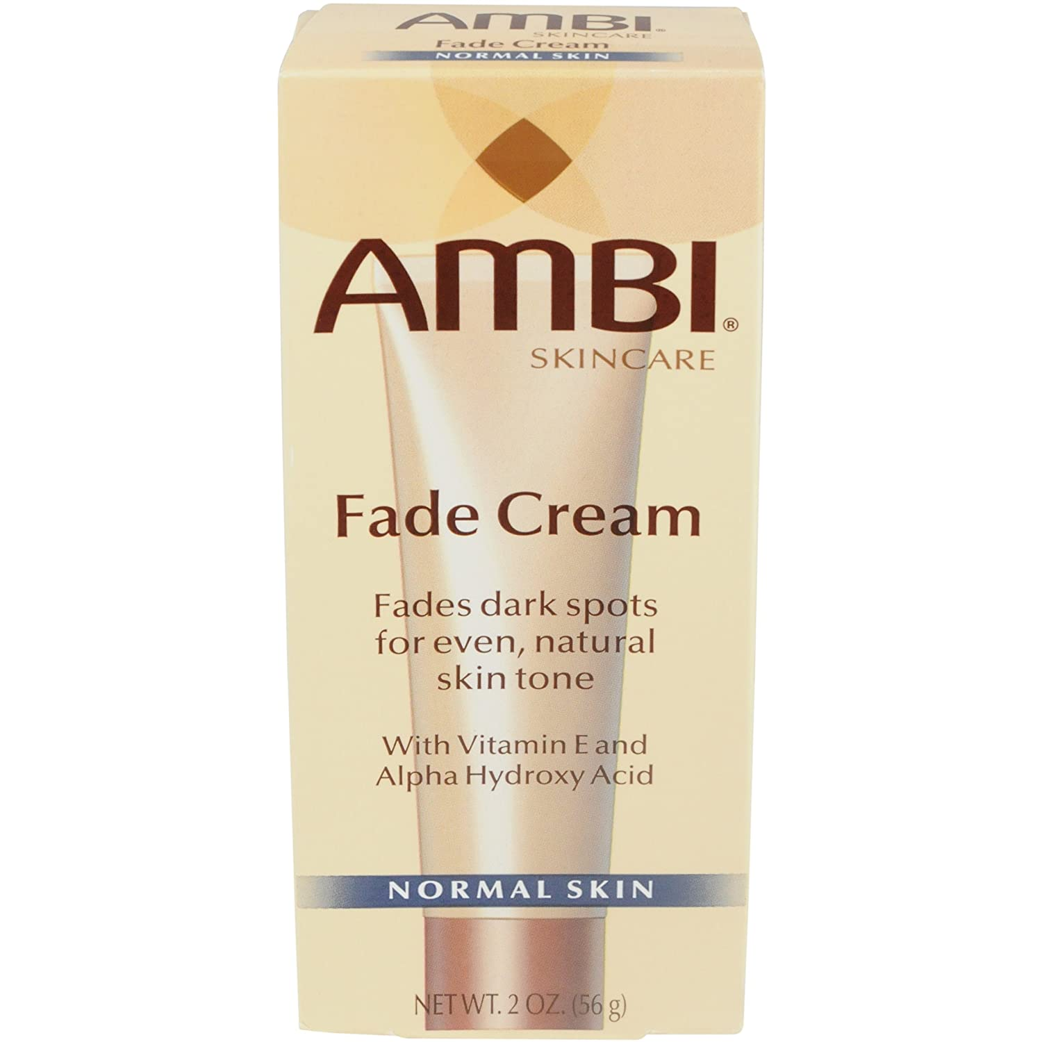 Ambi Skincare Fade Cream, Normal Skin, 2 Ounce (Pack of 2)