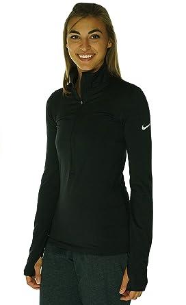 Nike Women's Pro Hyperwarm Half-Zip 3.0 Training Top at Amazon Women's  Clothing store: Sports Related Merchandise