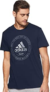 adidas Adi Emblem, T Shirt Uomo