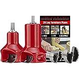 Lumberjack Tools 2-Piece Home Series Starter Kit (HSK2)