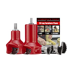 Lumberjack Tools 2-Piece Home Series Starter Kit (HSK2)