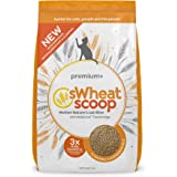 sWheat Scoop Premium+ All-Natural Cat Litter