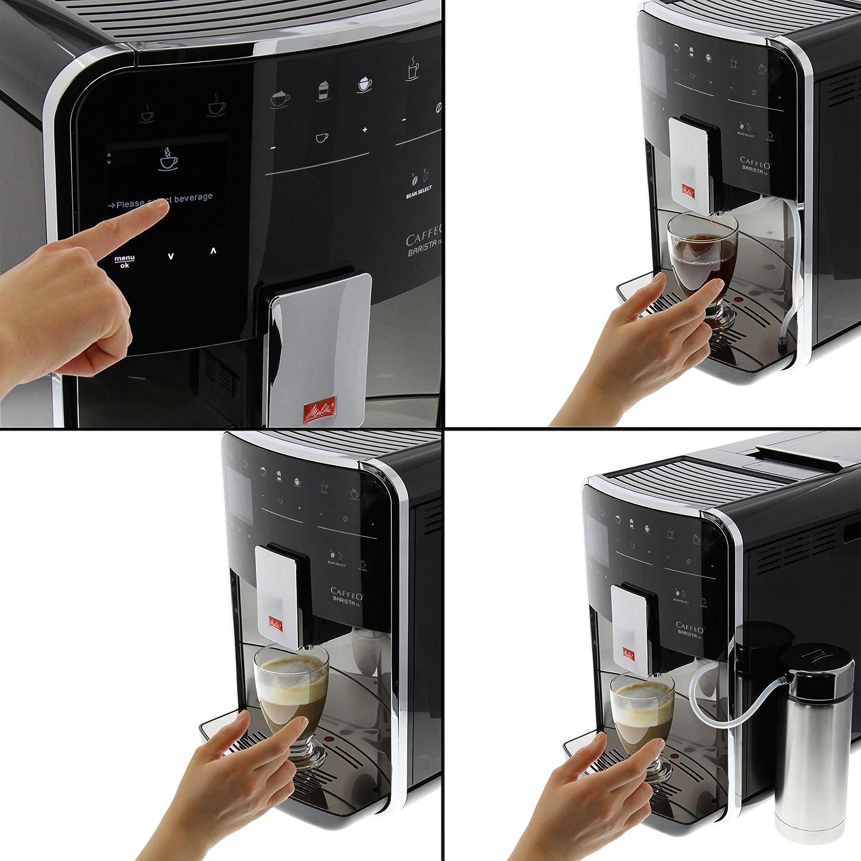 Amazon Melitta Premium Caffeo Barista TS F760 200