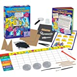 The Magic School Bus Growing Crazy Crystals Science Kit