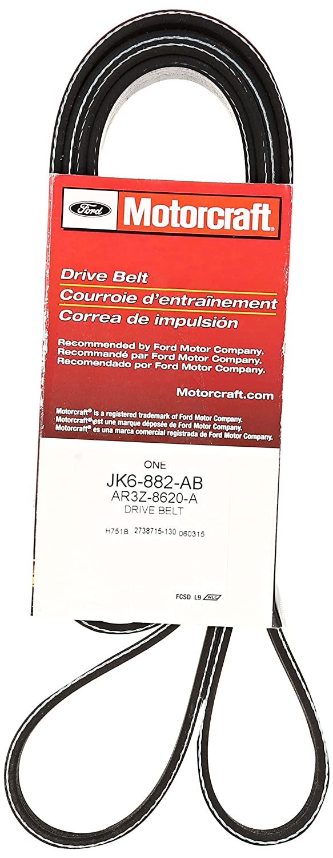 Motorcraft JK6882AB V Belt