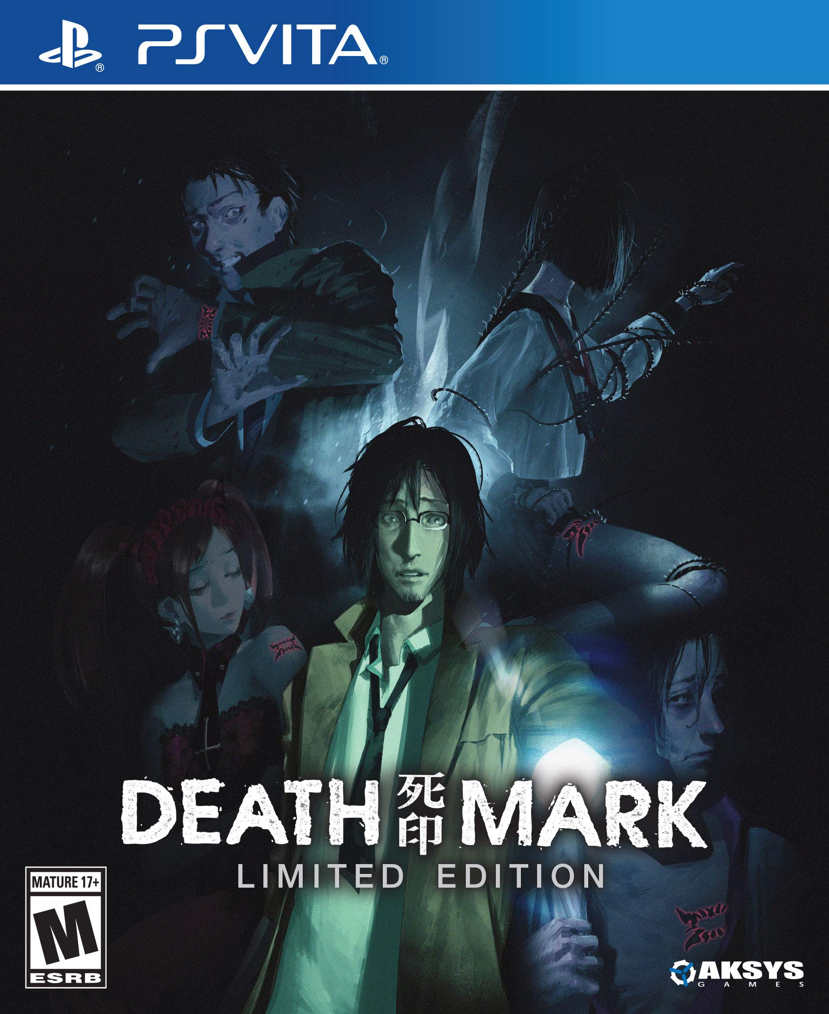 Spirit Hunter: Death Mark Limited Edition - PlayStation Vita
