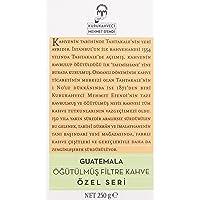 Kurukahveci Mehmet Efendi Mehmet Efendi Guatemala Filtre Kahve 250 Gr