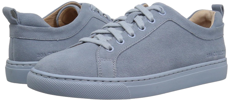 206 Collective Women's Lemolo Lace-up Fashion Sneaker B078GL939F 9.5 B(M) US|Denim Blue Suede