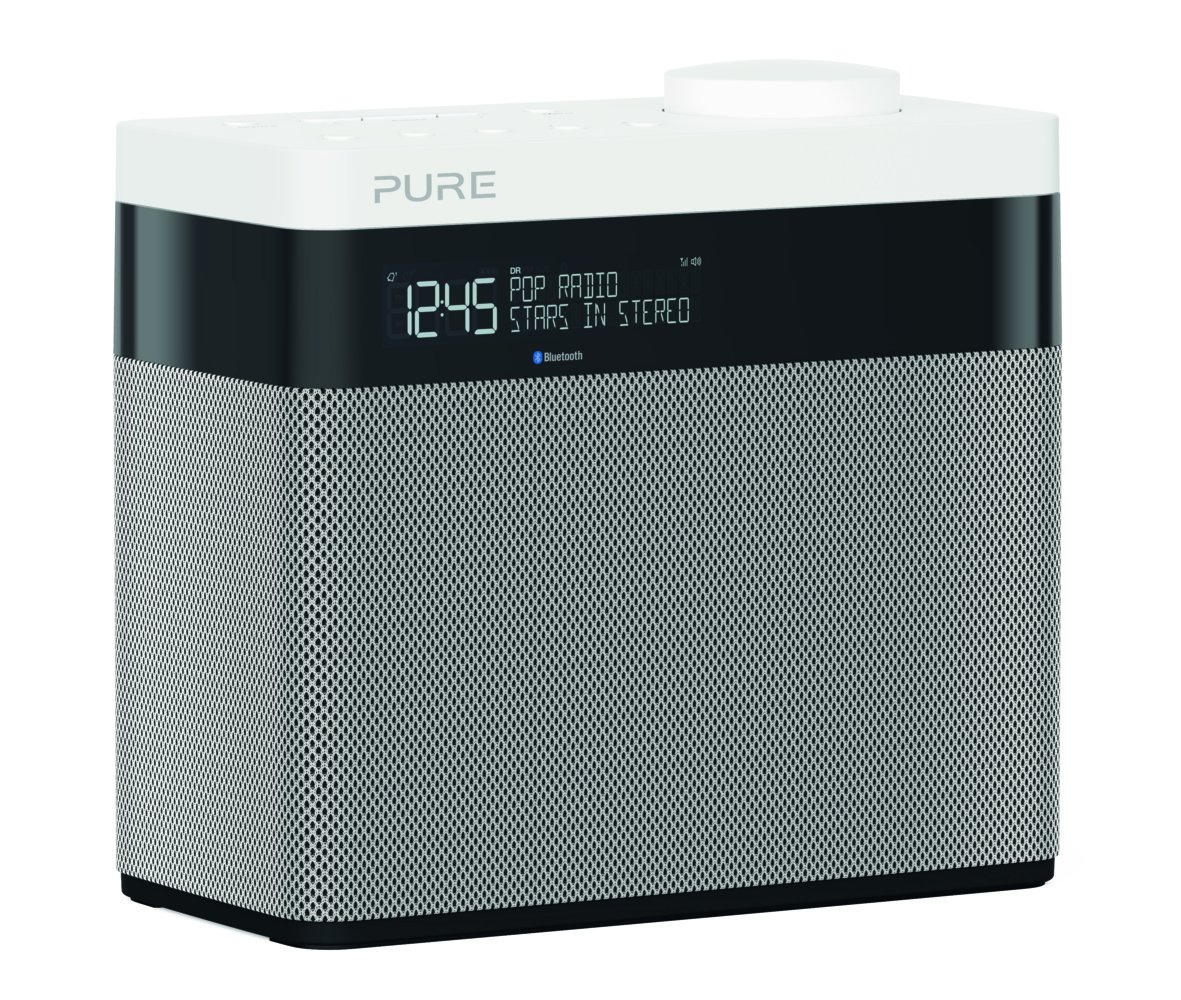 Schön Pure Pop Maxi Portable Digital DAB/FM Radio With Bluetooth And Dual Stereo  Speakers: Amazon.co.uk: TV