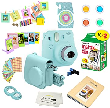 Fujifilm Instax Mini 9 - Ice Blue product image 7