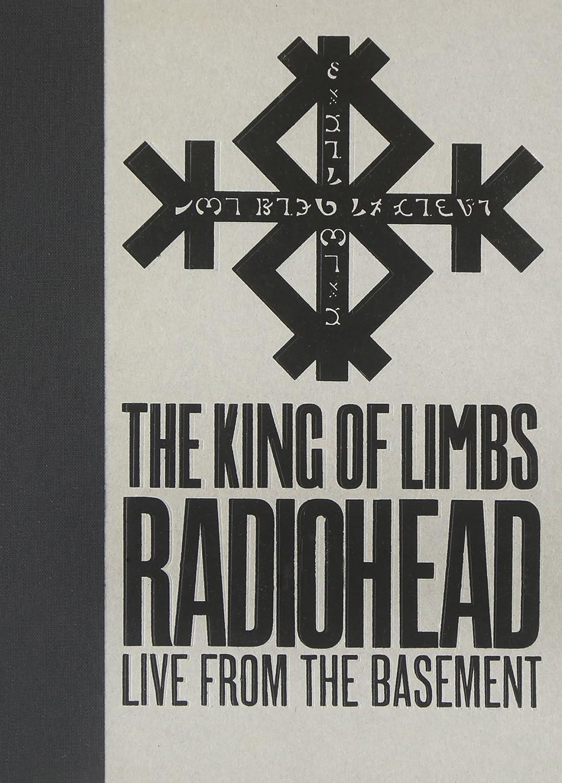 レディオヘッド(Radiohead)『The King Of Limbs Live From The Basement』