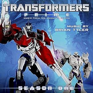 超ロボット生命体 トランスフォーマー プライム CD