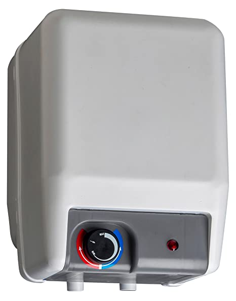 Bandini braün calentador eléctrico Armario con ánodo de magnesio y válvula de seguridad, 1500 W