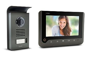 Extel 720287 Nova Visiophone: Amazon.fr: Bricolage