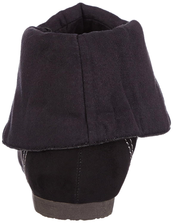 Tamaris Noir B012obqcek 001 25104 Boots black 19993 Femme qq4CU