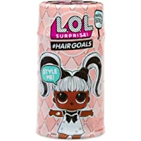 L.O.L. Surprise Hairgoals Makeover Series with 15 Surprises, Multicolor