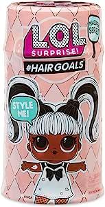 L.O.L. Surprise Hairgoals Makeover Series with 15 Surprises, Multi-Colour, 557050