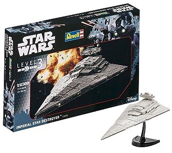 ModeleEscala DestroyerKit Revell Star 1 1230003609 Wars Imperial xderBoCW
