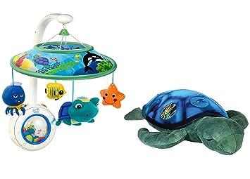 Amazon.com: Baby Einstein Sweet Dreams móviles de mar con ...