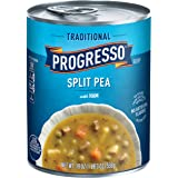 Progresso Soup, Traditional, Split Pea with Ham Soup, 19 oz Can