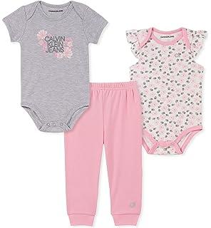 178f0edb9 Calvin Klein - Conjunto de 3 Pantalones de chándal para bebé