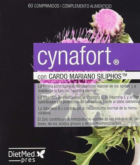 DietMed Cynafort - 60 Cápsulas: Amazon.es: Salud y cuidado personal