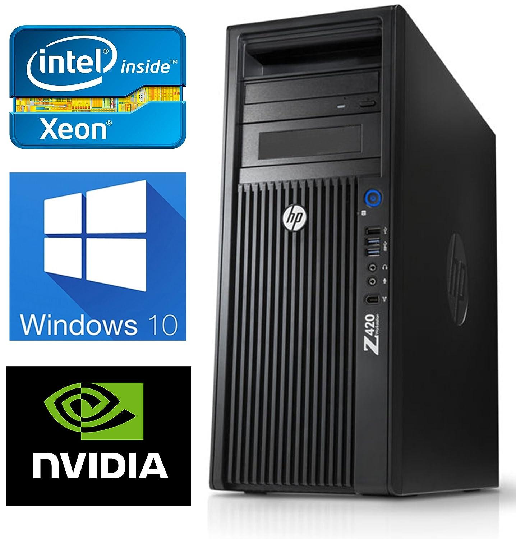 Amazon com: HP Z420 Workstation-Xeon 8 Core E5-2690 up to