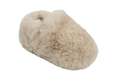 5db64eed48a8 Ruby   ED Unisex Baby Natural Sheepy Cobi Slippers