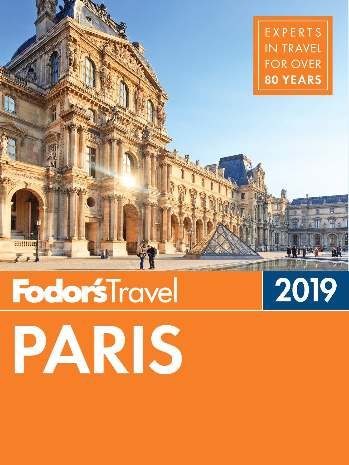 Paris Travel Guide Book