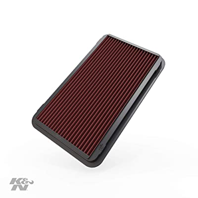 K&N Engine Air Filter: High Performance, Premium, Washable, Replacement Filter: 1997-2006 Toyota/Lexus (Avalon, Sienna, Solara, Camry, RX300, ES300), 33-2145-1: Automotive