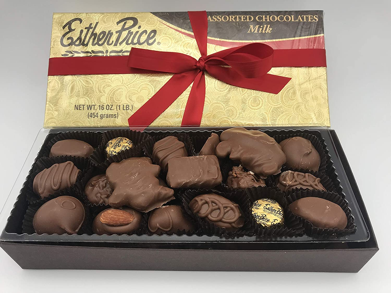 Amazon.com : Esther Price Assorted Milk Chocolates : Chocolate Assortments  And Samplers : Grocery & Gourmet Food